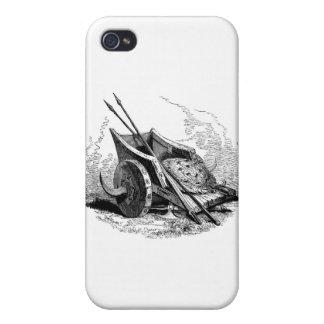 fantasy-warrior-art-9 iPhone 4 cobertura