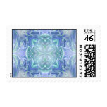 Fantasy Water Ripples Postage Stamps