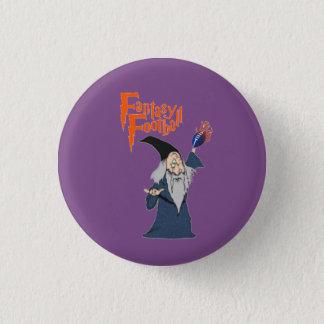 Fantasy Wizard Pinback Button