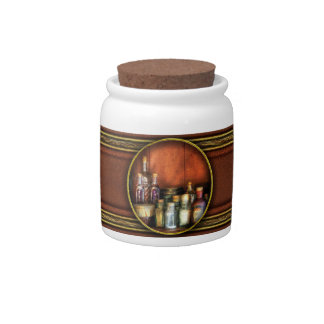 Fantasy - Wizards Ingredients Candy Jar