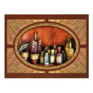 Fantasy - Wizards Ingredients Postcard