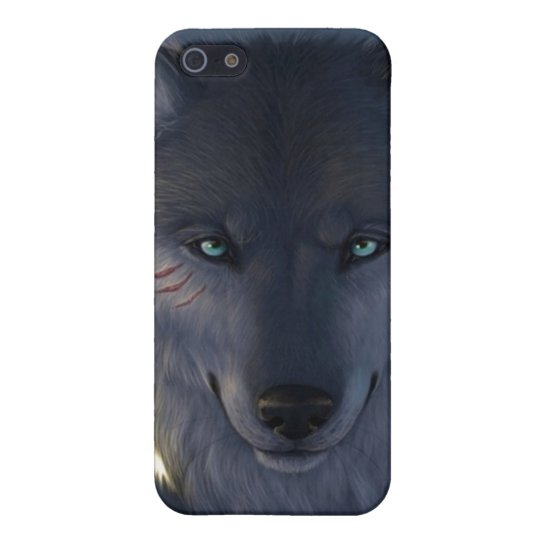 Fantasy Wolf Case For iPhone SE/5/5s