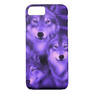 Fantasy Wolves iPhone 7 Case