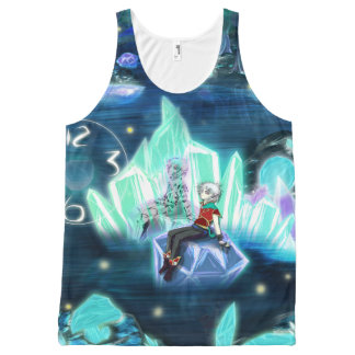 Fantasy World All-Over-Print Tank Top