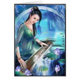 Fantasy World Card