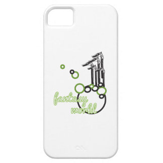 Fantasy World iPhone 5 Cover