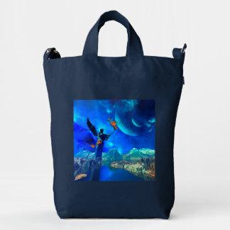 Fantasy world duck bag