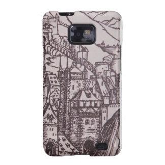 Fantasy World Samsung Galaxy SII Case