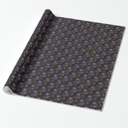 FANTASY WORLDS WRAPPING PAPER