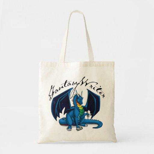 Fantasy Writer Budget Tote Bag