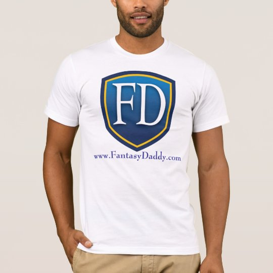FantasyDaddy.com Basic American Apparel T-Shirt