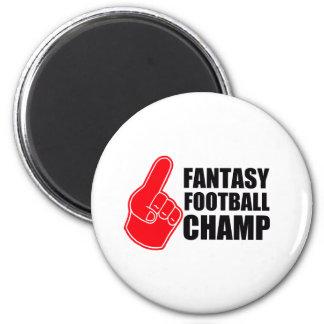 FantasyFootballChamp Refrigerator Magnet