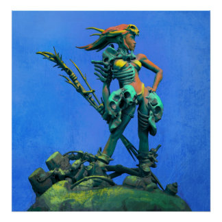 FantasyGirl Poster