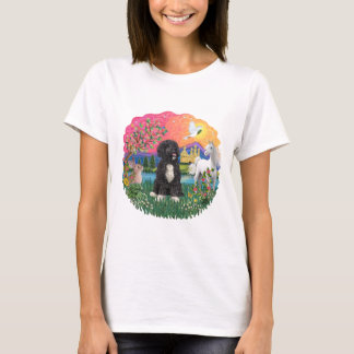 FantasyLand-- Portuguese Water Dog T-Shirt