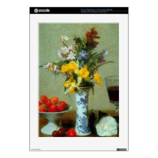 Fantin-Latour Henri - Still Life PS3 Console Skin