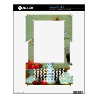 Fantin-Latour Henri - Still Life Skins For Kindle 2