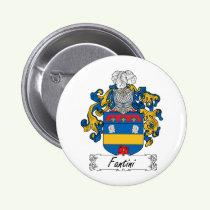 Fantini Family Crest Button