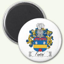 Fantini Family Crest Magnet