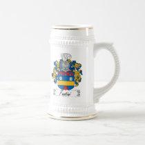 Fantini Family Crest Mug