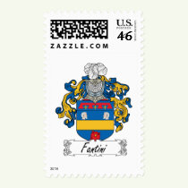 Fantini Family Crest Stamps
