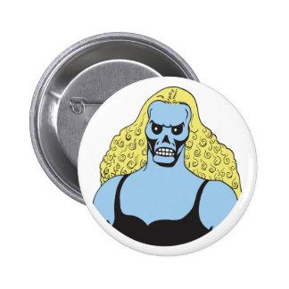 Fantomah Pinback Button