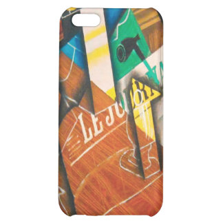 Fantomas, by Juan Gris Case For iPhone 5C