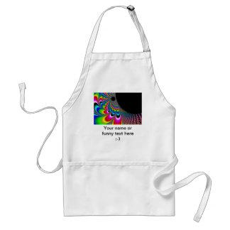Fanyc - Mandelbrot Fractal Art Adult Apron