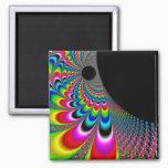 Fanyc - Mandelbrot Fractal Art Magnet