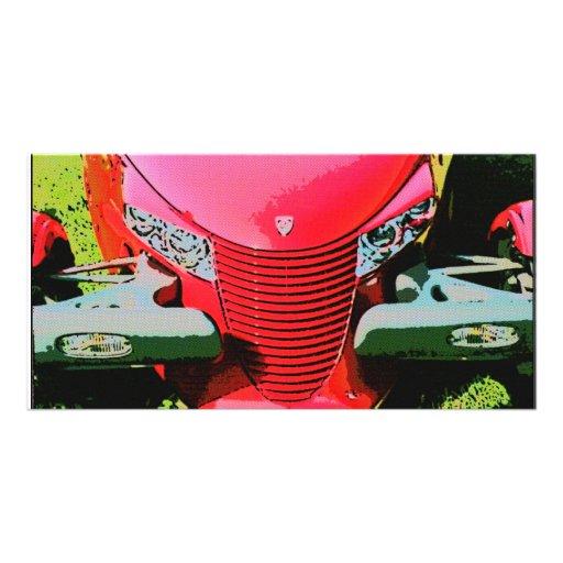 FAP368 CUSTOM PHOTO CARD
