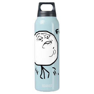 Fap Meme - Bottle 16 Oz Insulated SIGG Thermos Water Bottle