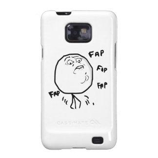Fap Meme - Samsung Galaxy S Case