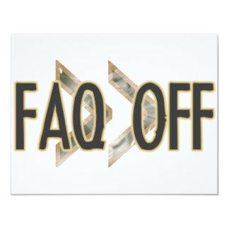 FAQ Off Card