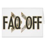 FAQ Off Cards