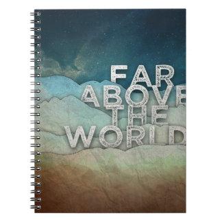 Far Above Notebook