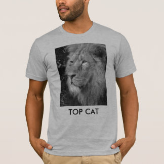 Far Away Look bw, TOP CAT