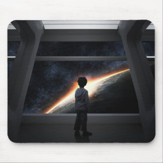 Far Away Mouse Pad