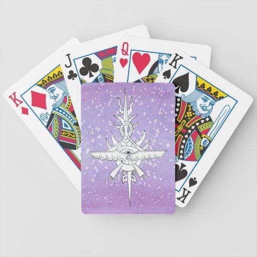 Far-away Star playing cards