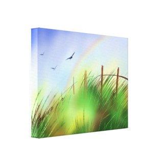 Far Crossing Canvas Print