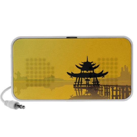 Far East Dojo Doodle Speaker