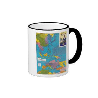 Far East, Mediterranean Area Mugs