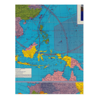 Far East, Mediterranean Area Postcard