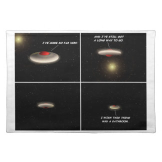 Far From Home Placemats