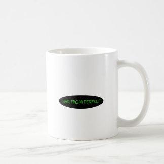 far from perfect coffee mug