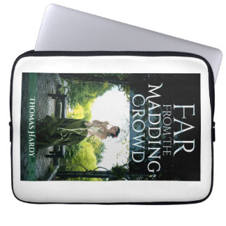 Far From The Madding Crowd Laptop Sleeve