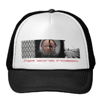 Far gone indeed. trucker hats