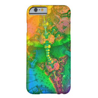 Far in fractal world barely there iPhone 6 case