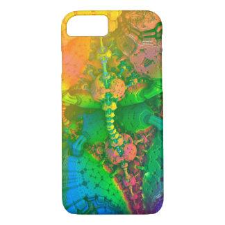 Far in fractal world iPhone 7 case