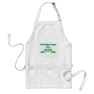 Far Middle Adult Apron