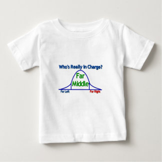 Far Middle Baby T-Shirt