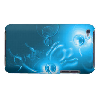 FAR OUT BLUE iPod TOUCH CASE